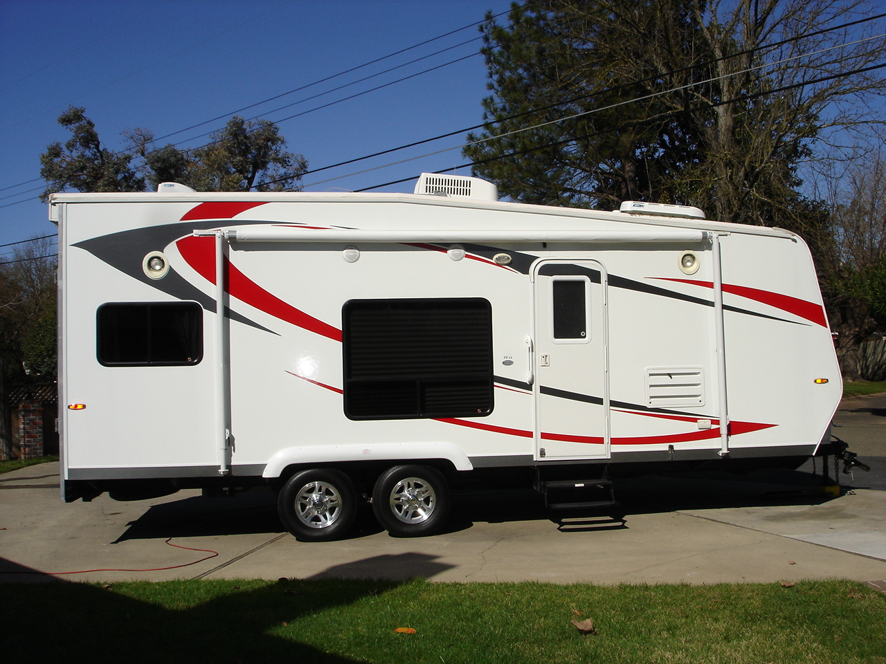 Owners Manual Manufacturer Of Travel Trailers Toy Autos Post